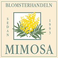Blomsterhandeln Mimosa
